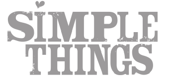 Simple things Logo